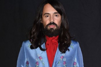 Gucci's Alessandro Michele on Inspiration, His Gender-Fluid Approach and How He Got This Job