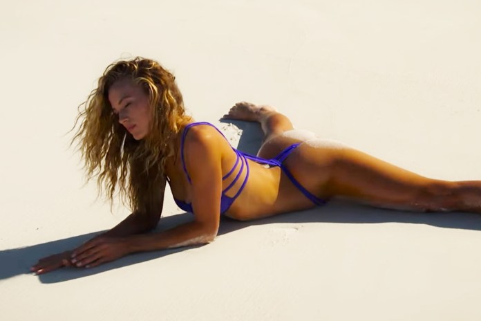 Hannah Ferguson's 'Sports Illustrated' Outtakes Are Stupidly Hot