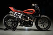 Harley Davidson Unveils First Flat Track Motorcycle in Over 44 Years