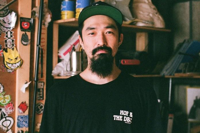 Haroshi Transforms Skater Trash Into Fine Art Treasure