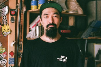Haroshi Transforms Skater Trash Into Fine Art Treasure