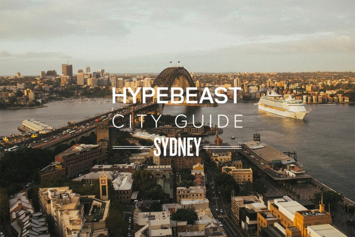 The City Guide to Sydney