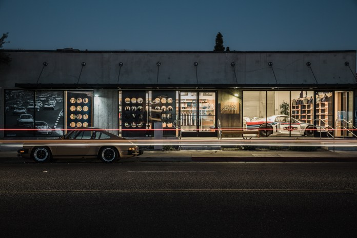 HYPEBEAST SPACES: Automotive-Inspired Lifestyle Brand Period Correct