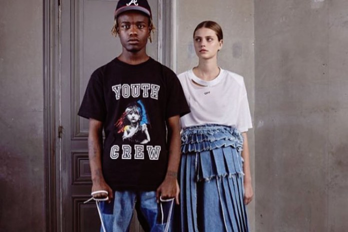 OFF-WHITE's Newest Ad Surfaces on Instagram