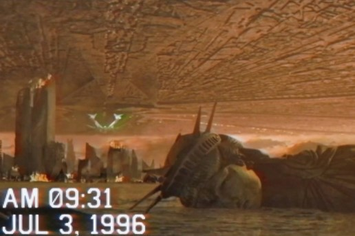 "'Independence Day: Resurgence' Looks Back at ""The War of 1996"" in New Viral Video"