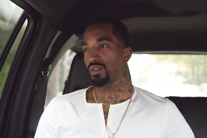 J.R. Smith Talks LeBron VS. Melo, Playing in China and More