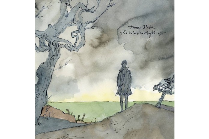 Listen to James Blake's New Album 'The Colour in Anything' Here