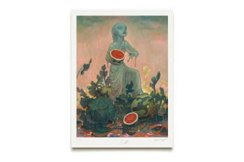 James Jean Celebrates the Arrival of Summer with New 'Melon' Print