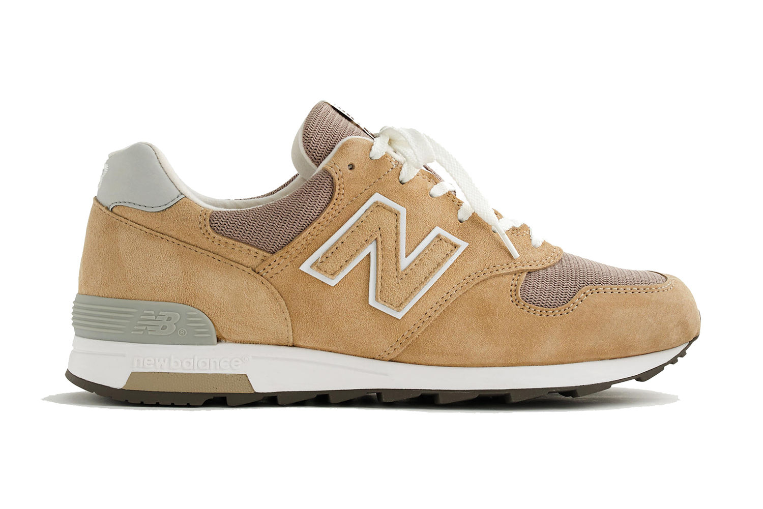J.Crew & New Balance Take to the Desert for Their New 1400