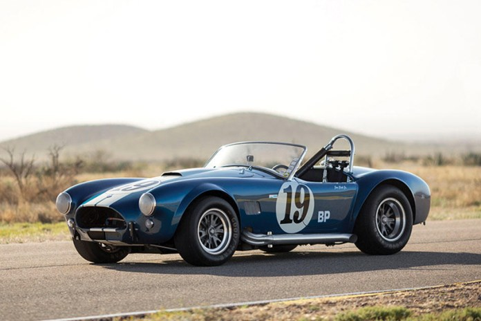 Jim Clark Puts a Legendary Collection of All-American Ford Muscle Cars up for Bid