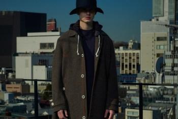 JohnUNDERCOVER 2016 Fall/Winter Lookbook