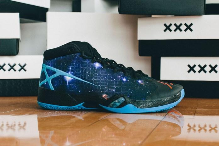 Jordan Brand Laces up OKC Thunder & San Antonio Spurs for the Playoffs