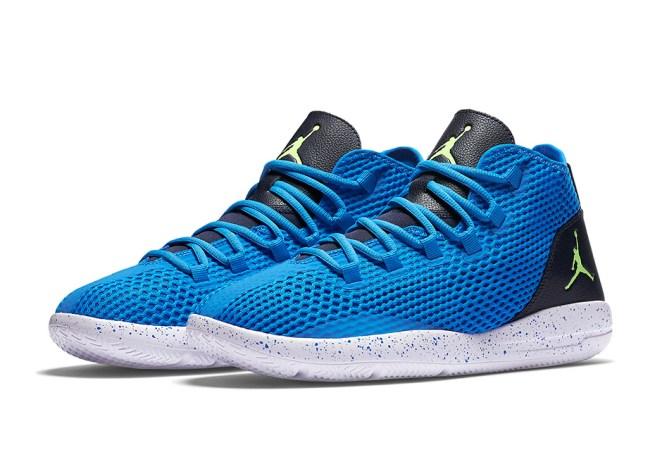 Jordan Brand Reveal In Sleek Blue and Ghost Green