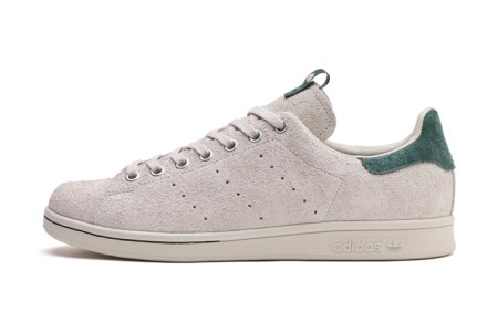 JUICE Brings Lush Verdant Detailing to the Stan Smith