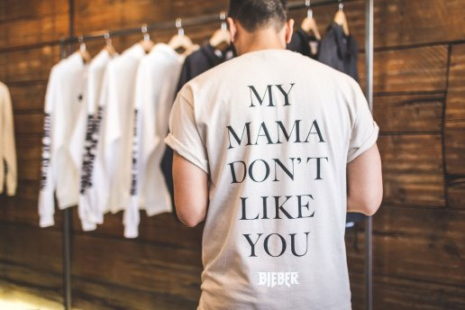 Justin Bieber Purpose Pop Up at Nomad Toronto