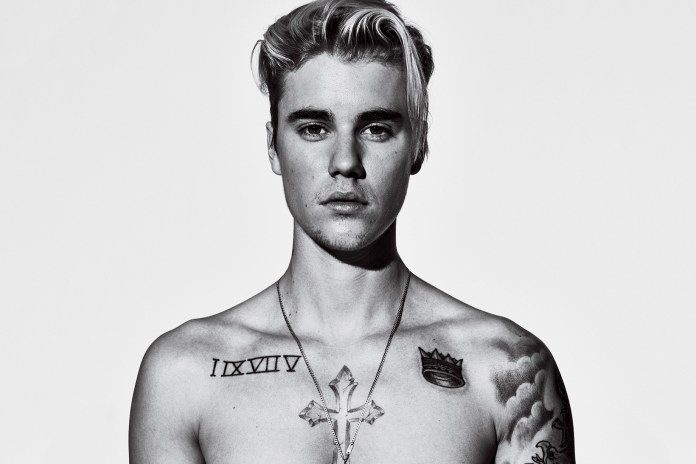 Justin Bieber Continues His 'Purpose' Tour Merch Takeover in Toronto