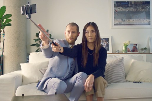 Mercedes-Benz Unravels the Art of Taking Selfies With Justin O'Shea