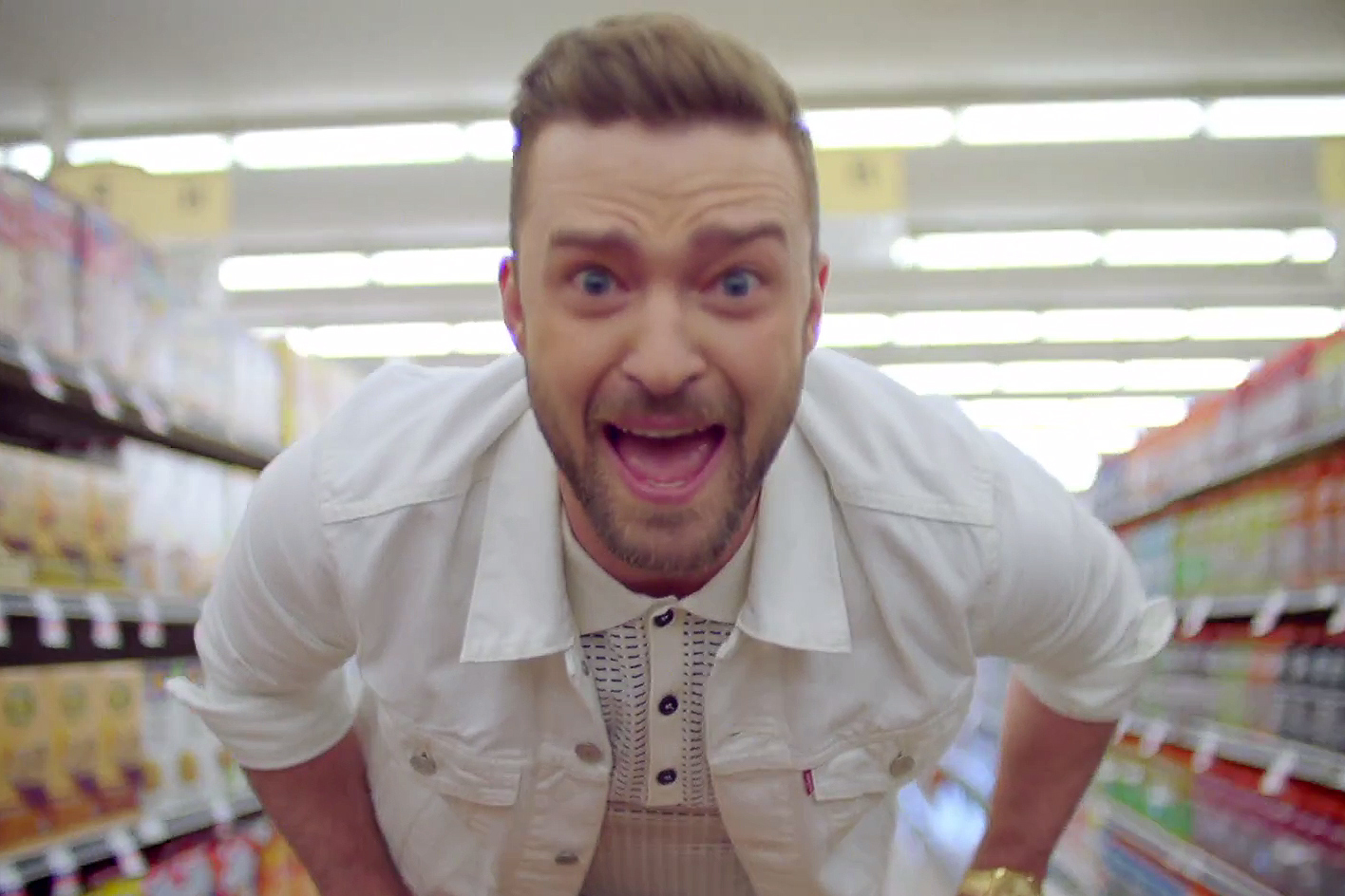 "Justin Timberlake Drops Another Video For ""Can't Stop the Feeling"""