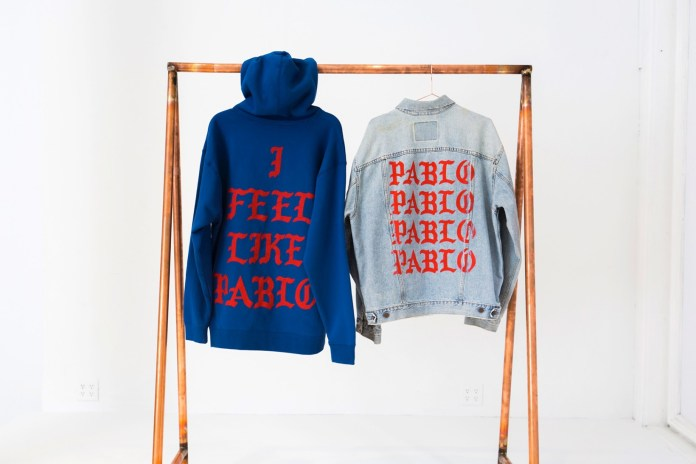 Kanye West 'The Life of Pablo' Temporary Shop Hits Los Angeles With All New Merch