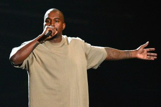 Kanye West Gives His Shortest Speech of All Time at the Webby Awards