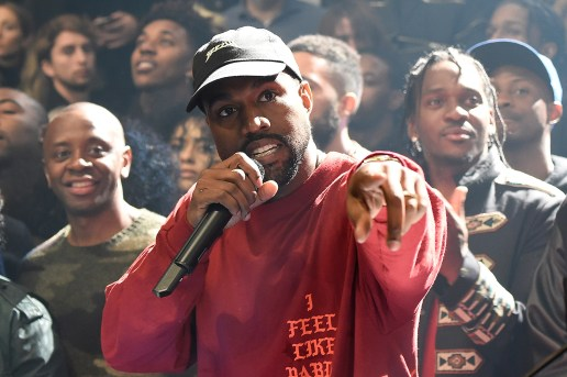 Kanye West Crowned Webby Awards' Artist of the Year for 2016