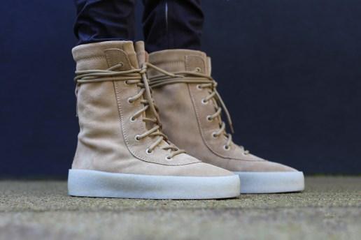 Kanye West's Yeezy Season 2 Boot Release Date Revealed