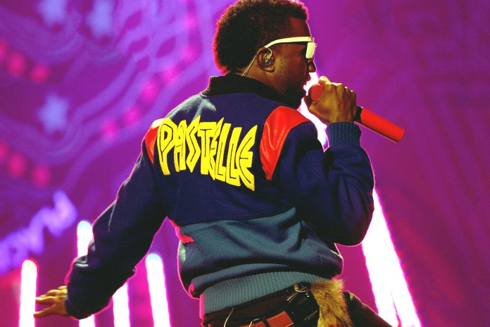 Kanye West's Pastelle Line Has a Confirmed Launch Date