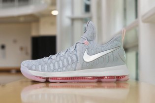 Kevin Durant's Nike KD9 Makes Its Debut