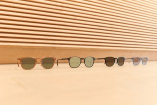 KITH Joins Forces With Garrett Leight for Special Eyewear Collaboration