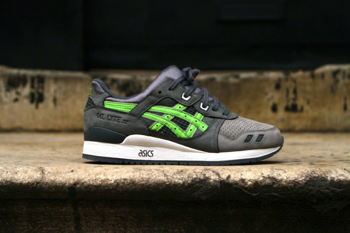 "Ronnie Fieg to Release ""Super Green"" GEL-Lyte III and GEL-Lyte 3.1"