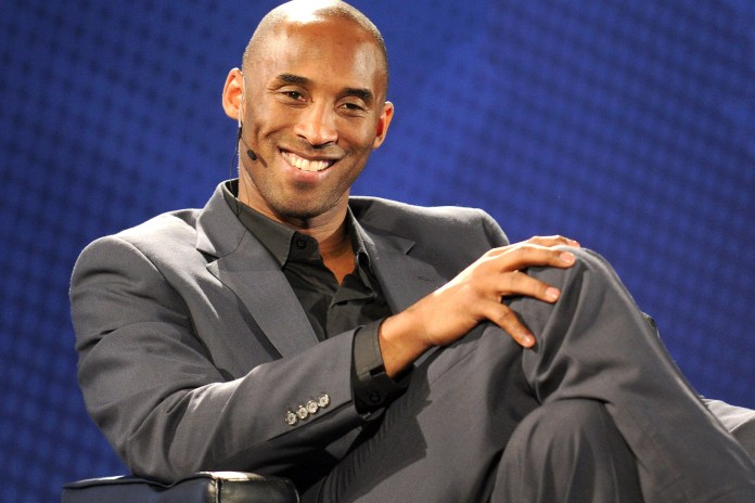 Kobe Bryant Signs Basketball Movie Deal With 'Sports Illustrated'