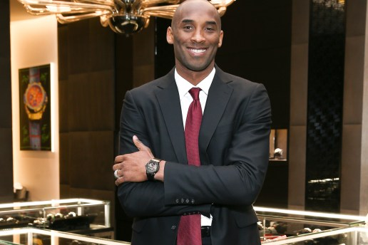 "Kobe Bryant & Hublot Celebrate Success With ""HeroVillain"" Timepiece"