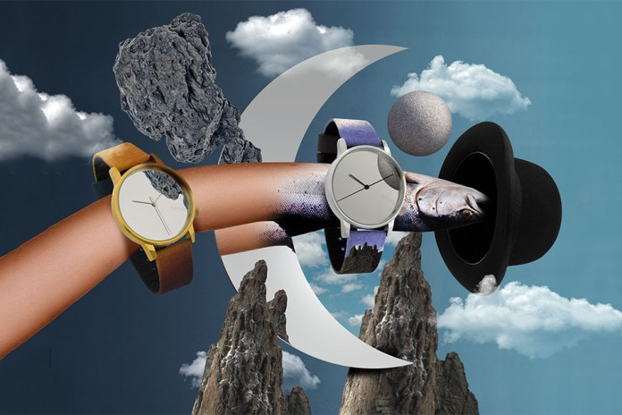 Komono Pays Homage to Surrealist Painter René Magritte With a Capsule Collection