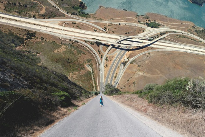 Digital Artist Laurent Rosset Recreates His Dreamscapes in These Surreal Photos