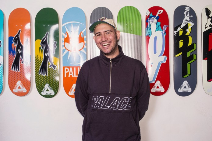 Lev Tanju Is Proud That Cool Dads Love Palace