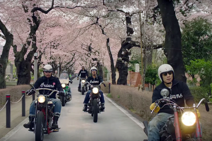 Episode Four of Levi's 501's Birthday Documentary Set in Japan