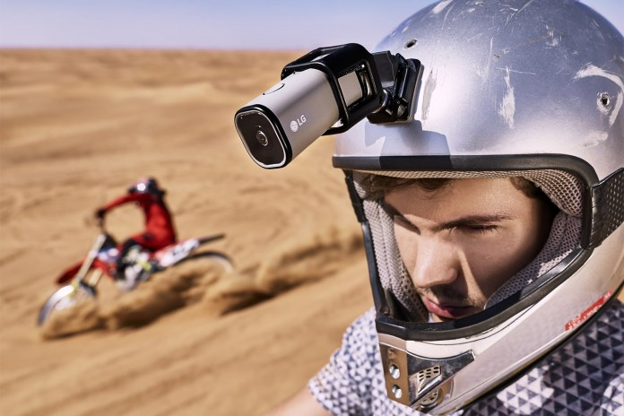 LG's GoPro Rival Can Live-Stream Straight to YouTube