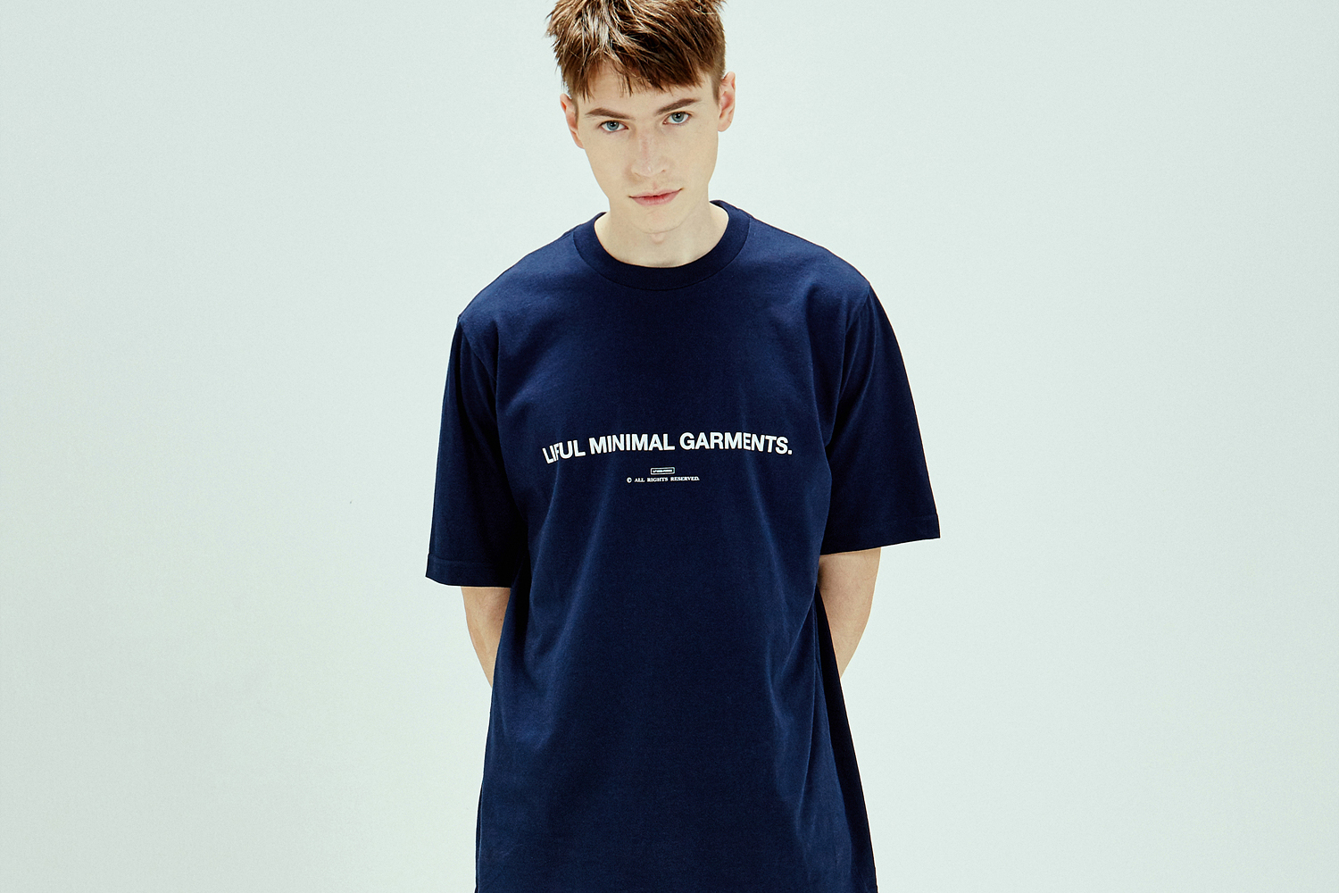 LIFUL Highlights Oversized Silhouettes and Distressed Detailing for the Summer