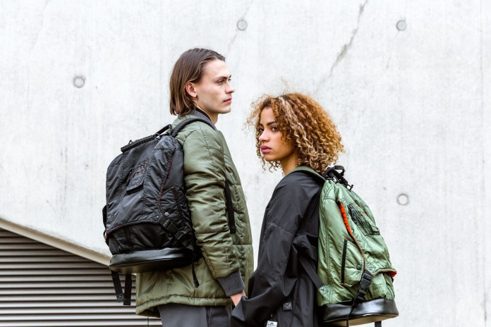 London Streetwear OG Daniel Poole Relaunches Brand With Military-Inspired Bag Collection