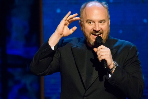 Watch Louis C.K. Beat Two Journalists at 'Jeopardy!'