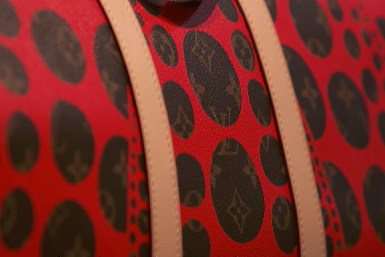 """Louis Vuitton's """"Volez, Voguez, Voyagez"""" Exhibition Pays Homage to Japan's Powerful Influence"""