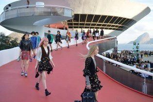 Louis Vuitton Presents Its 2017 Cruise Collection in Rio De Janeiro
