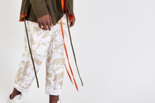 maharishi Brings Back DPM: British Bonsai Camo For 2016 Spring/Summer