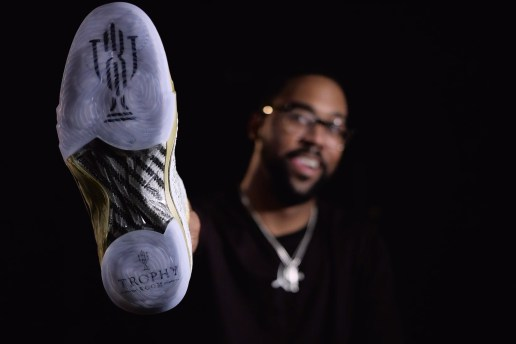 "Marcus Jordan Details the Limited to 523 Air Jordan XX3 ""Trophy Room"""