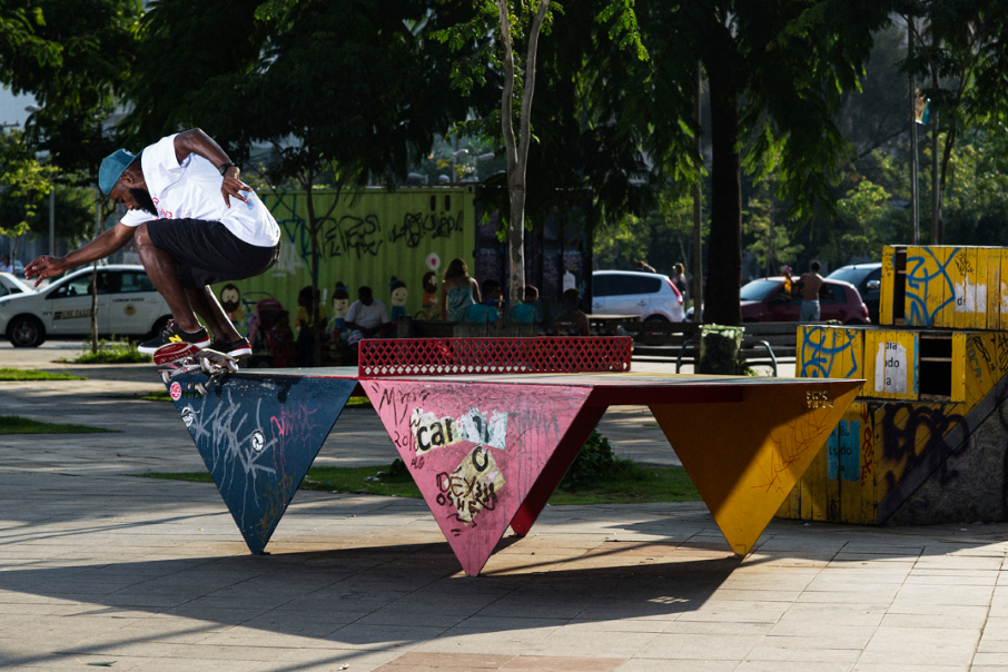 """Marquise Henry Wrecks Ledges Worldwide in His New """"Never Stop Moving"""" Part"""