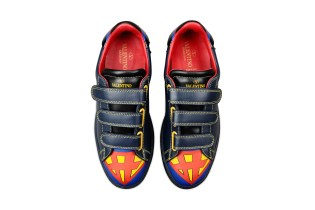 Valentino Collaborates With Marvel & DC Comics for Superhero-Themed Sneakers