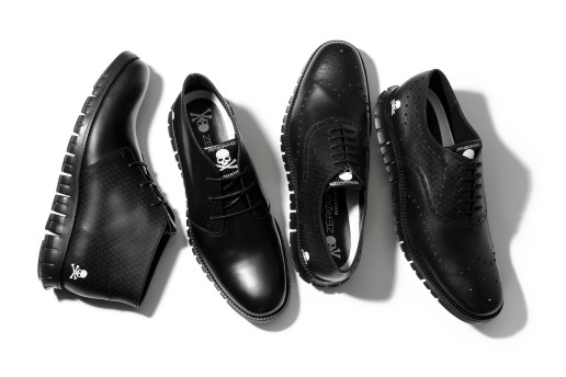 mastermind JAPAN and Cole Haan Team up on a Punk Pack of Oxfords
