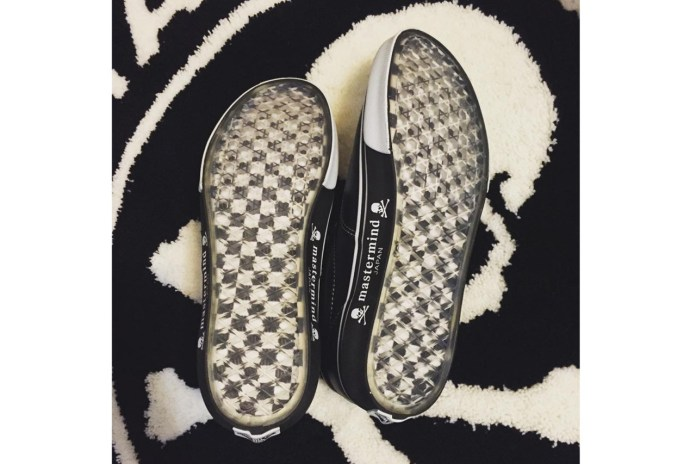 mastermind JAPAN and Vans Tease Two New Collaborative Silhouettes