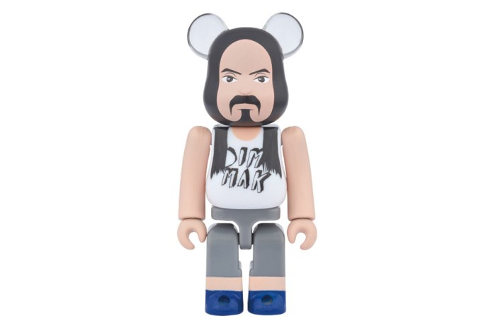 Medicom Releases Limited Edition Steve Aoki BE@RBRICK