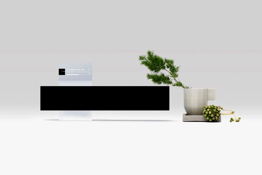 Meizu's Gravity Speaker Applies Zen Philosophy to Product Design